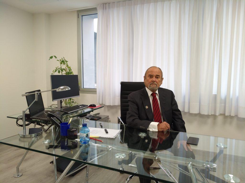Presidente CTRM Julián Pérez-Templado Jordán